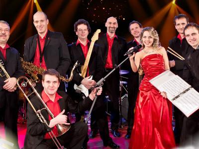 GURMANIA BAND GALA - kapela na reprezentační plesy