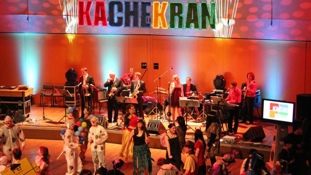 Kachekran, Ples VŠCHT