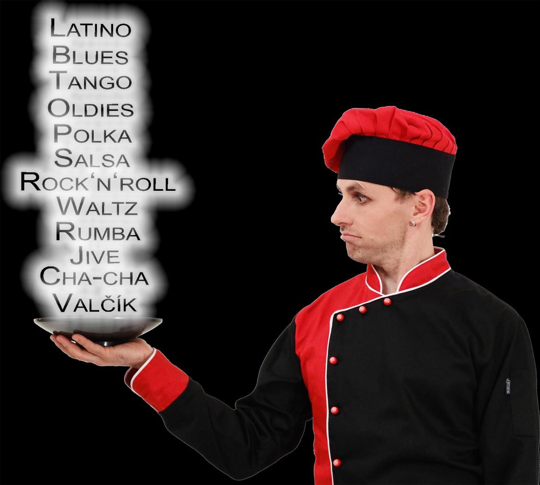 Aleš Háva - kapelník Gurmania Band