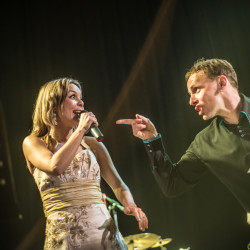 Maturitní ples – Waldorfské lyceum (2016)