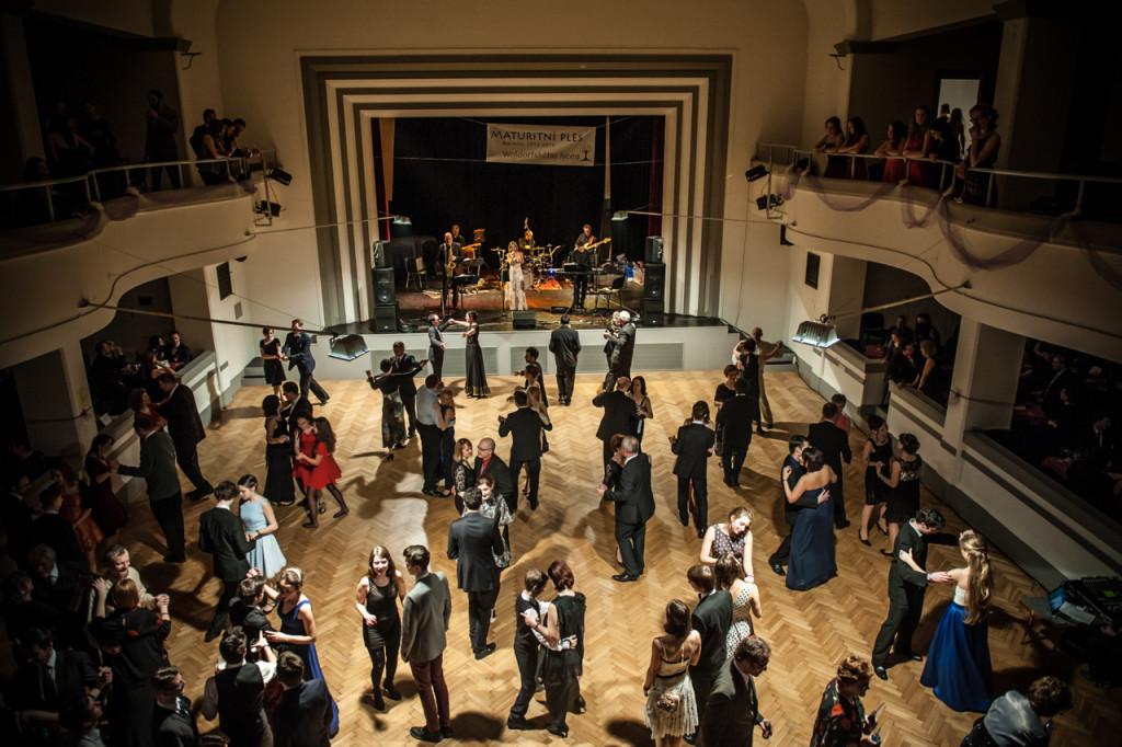 Gurmania Band - maturitní ples Waldorfské Lyceum (12)