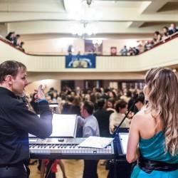 Absolventský ples ZŠ Sv. Voršily