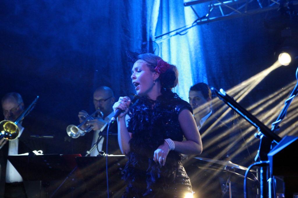 Gurmania Band - Reprezentační ples města Dobřichovice