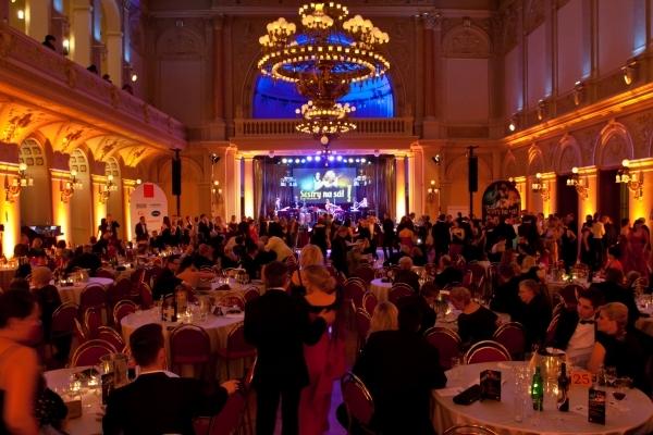 Reprezentační ples, Palác Žofín
